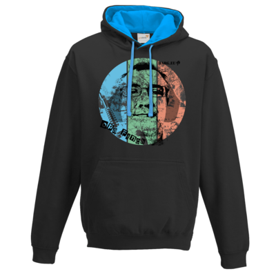 Motiv: Two-Tone Hoodie - Opa_Charlidesign_3_color
