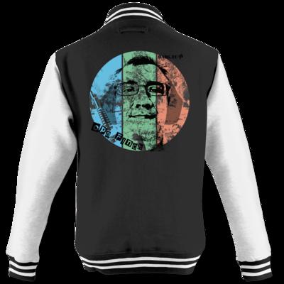 Motiv: College Jacke - Opa_Charlidesign_3_color