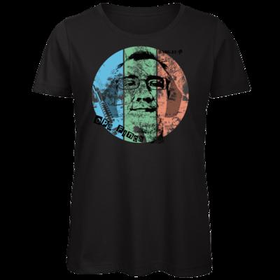 Motiv: Organic Lady T-Shirt - Opa_Charlidesign_3_color