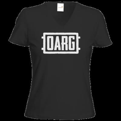 Motiv: T-Shirt Damen V-Neck Classic - OARG_PUBG