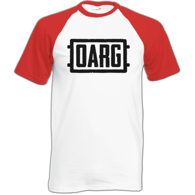 Motiv: Baseball-T FAIR WEAR - OARG_PUBG