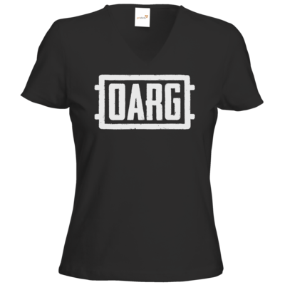 Motiv: T-Shirts Damen V-Neck FAIR WEAR - OARG_PUBG