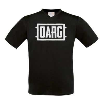 Motiv: T-Shirt V-Neck FAIR WEAR - OARG_PUBG
