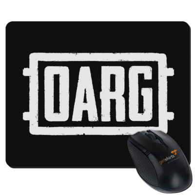 Motiv: Mousepad Textil - OARG_PUBG