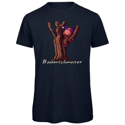 Motiv: Organic T-Shirt - WC3 Baumschmuser