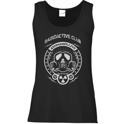 Motiv: Tank Top Damen Classic - Radioactive Club
