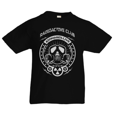 Motiv: Kids T-Shirt Premium FAIR WEAR - Radioactive Club