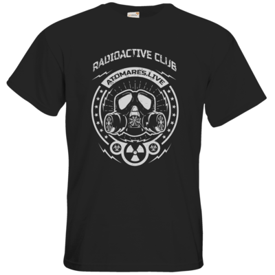 Motiv: T-Shirt Premium FAIR WEAR - Radioactive Club