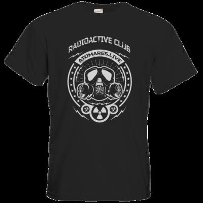 Motiv: T-Shirt Premium FAIR WEAR - Radioactive Club