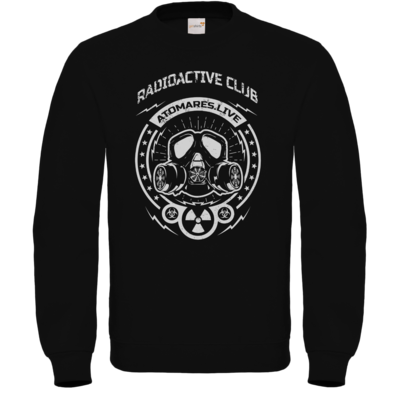 Motiv: Sweatshirt FAIR WEAR - Radioactive Club