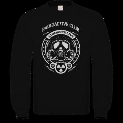 Motiv: Sweatshirt FAIR WEAR - Radioactive Club