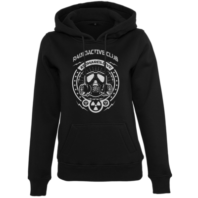 Motiv: Womens Heavy Hoody - Radioactive Club