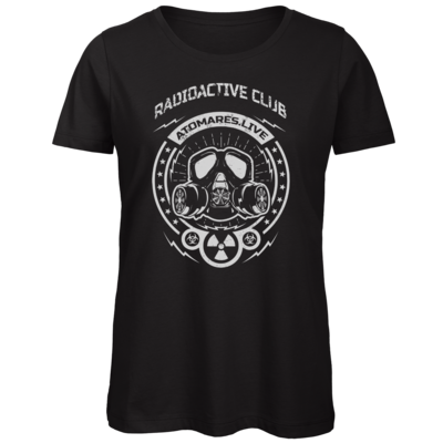 Motiv: Organic Lady T-Shirt - Radioactive Club
