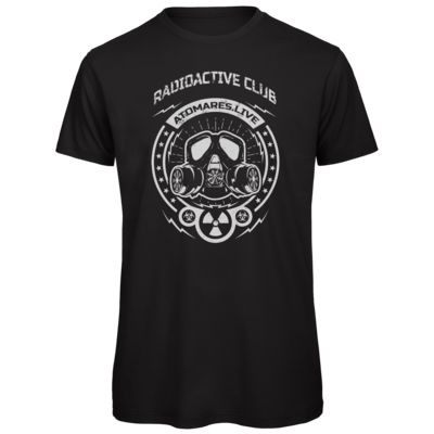 Motiv: Organic T-Shirt - Radioactive Club