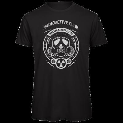 Motiv: Organic T-Shirt - Radioactive Club