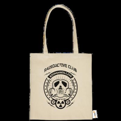 Motiv: Baumwolltasche - Radioactive Club