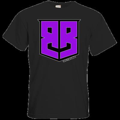 Motiv: T-Shirt Premium FAIR WEAR - Purple Logo