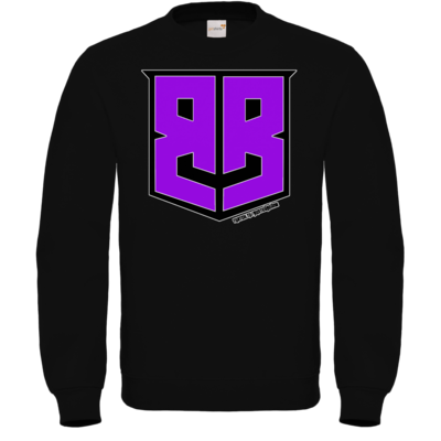 Motiv: Sweatshirt FAIR WEAR - Purple Logo