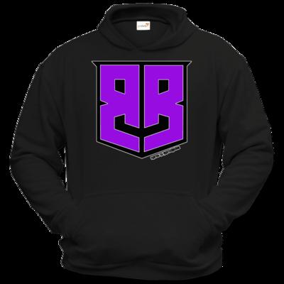 Motiv: Hoodie Classic - Purple Logo
