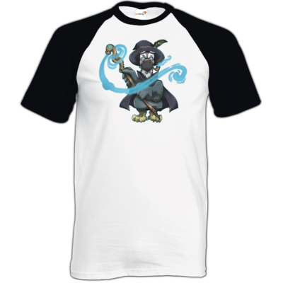 Motiv: TShirt Baseball - The Elder Dodo