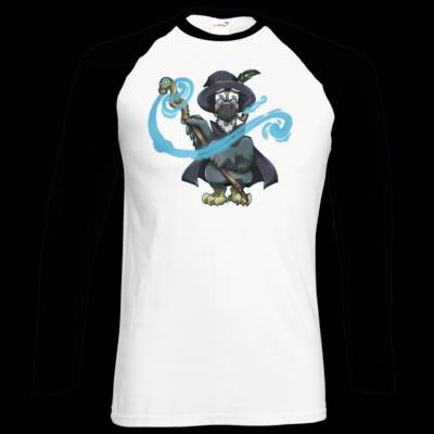 Motiv: Longsleeve Baseball T - The Elder Dodo