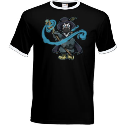 Motiv: T-Shirt Ringer - The Elder Dodo