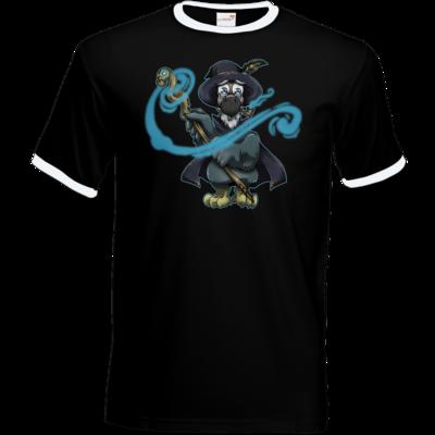 Motiv: T-Shirt Ringer - The Elder Dodo