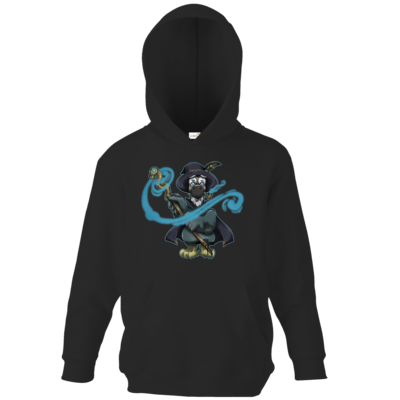 Motiv: Kids Hooded Sweat - The Elder Dodo