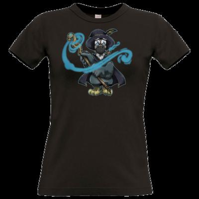 Motiv: T-Shirt Damen Premium FAIR WEAR - The Elder Dodo
