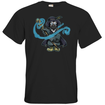 Motiv: T-Shirt Premium FAIR WEAR - The Elder Dodo
