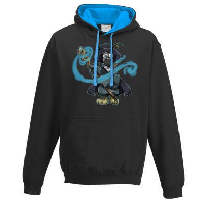 Motiv: Two-Tone Hoodie - The Elder Dodo