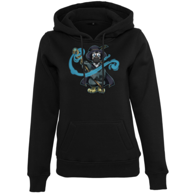 Motiv: Womens Heavy Hoody - The Elder Dodo