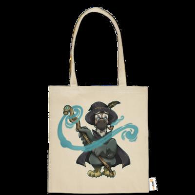 Motiv: Baumwolltasche - The Elder Dodo