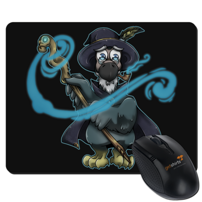 Motiv: Mousepad Textil - The Elder Dodo