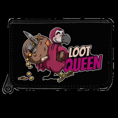 Motiv: Geldboerse - Loot-Queen