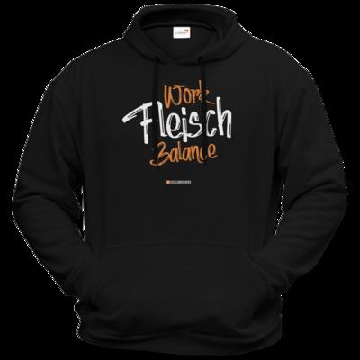 Motiv: Hoodie Premium FAIR WEAR - Fleisch Balance