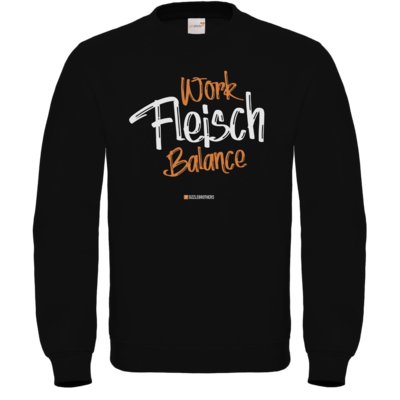 Motiv: Sweatshirt FAIR WEAR - Fleisch Balance