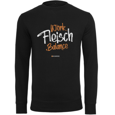 Motiv: Light Crew Sweatshirt - Fleisch Balance
