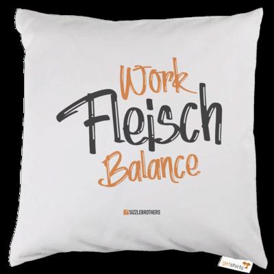 Motiv: Kissen - Fleisch Balance