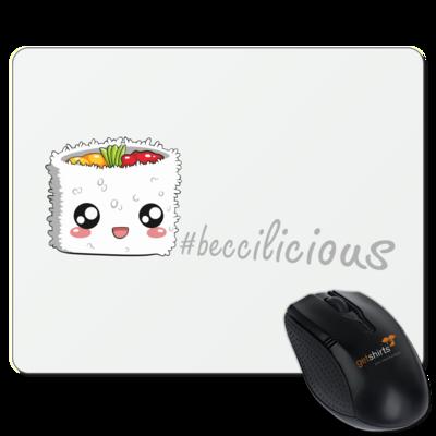 Motiv: Mousepad Textil - beccilicious