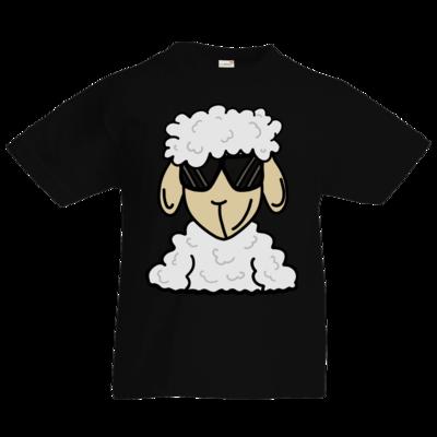 Motiv: Kids T-Shirt Premium FAIR WEAR - ZOS Schaf mit Sonnenbrille