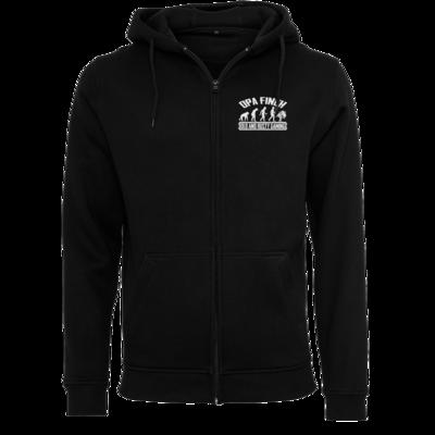 Motiv: Heavy Zip-Hoodie - Evolution PUBG und OpaFinch