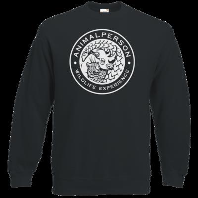 Motiv: Sweatshirt Classic - AnimalPerson - Logo