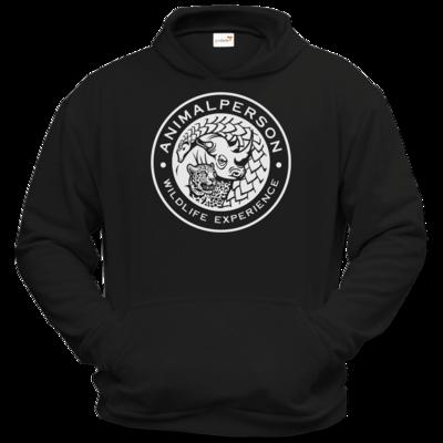 Motiv: Hoodie Classic - AnimalPerson - Logo