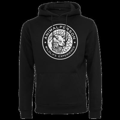 Motiv: Heavy Hoodie - AnimalPerson - Logo