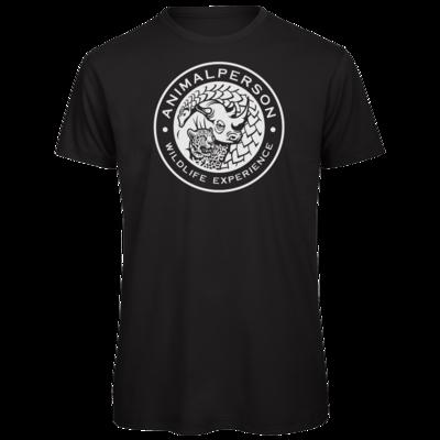Motiv: Organic T-Shirt - AnimalPerson - Logo