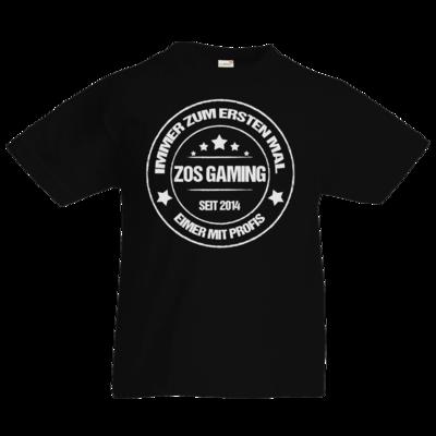 Motiv: Kids T-Shirt Premium FAIR WEAR - ZOS Vintage - Eimer mit Profis