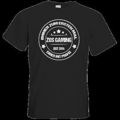 Motiv: T-Shirt Premium FAIR WEAR - ZOS Vintage - Eimer mit Profis