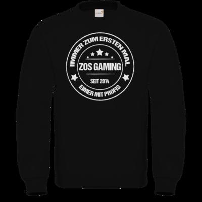Motiv: Sweatshirt FAIR WEAR - ZOS Vintage - Eimer mit Profis