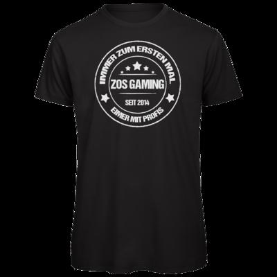 Motiv: Organic T-Shirt - ZOS Vintage - Eimer mit Profis